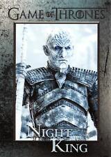 NIGHT KING (Vladimir Furdik) / Game of Thrones Season 8 (2020) BASE Card #21