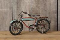 Bicycle Art Deco Tabletop Figure