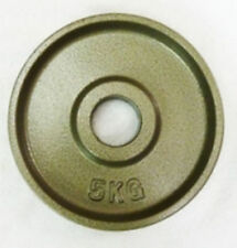 "Ironman Olympic 2"" Metal Weight Disc 5kg Grey"