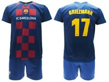 Completo Griezmann 2020 Barcelona Camiseta Pantalones Cortos Oficial 2019