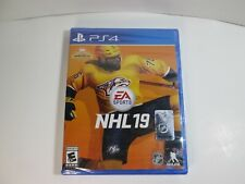 NHL 19 Video Game for PlayStation 4 - 2018