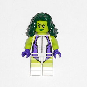 LEGO She Hulk Super Heroes 76078 Avengers Authentic Minifigure New