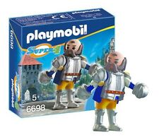 Playmobil Super 4 Royal Guard Sir Ulf the Crusher #6698 New in Box