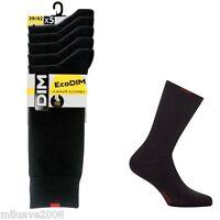 Pack 5 Pares de calcetines ECO DIM algodón básico malla fina fácil de emparejar
