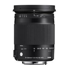 Zoomobjektive mit Canon EF-M-Anschluss für Sigma