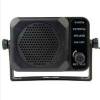 CB Radio Mini External Speaker NSP-150v ham For HF VHF UHF hf transceiver CAT2W8