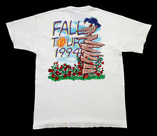 Grateful Dead Shirt T Shirt Vintage 1994 Volkswagen Microbus VW Bus Fall GD XL