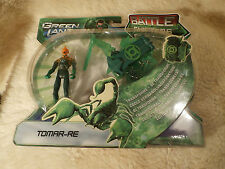 "@ GREEN LANTERN - TOMAR-RE - BATTLE SHIFTERS - NIB - DC COMICS - 4"" FIGURE"
