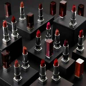 Maybelline Color Sensational Lipstick 66 Shades