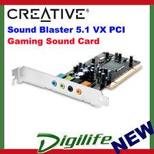 Creative PCI Internal Sound Cards