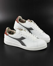 Diadora Scarpe Sportive Sneakers Sportswear GAME P GEM Uomo Bianco