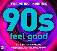 Various - Twelve Inch Nineties: Feel Good (2017)  3CD  NEW/SEALED  SPEEDYPOST