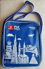 Lonely Planet Kids Blue With Strap Flying Bag Books Pen  New