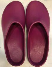 Sloggers Size 8 Magenta Garden Shoe Rubber