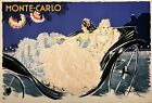 Louis Icart - Monte-Carlo Off Set Lithograph Free Shipping