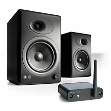 Audioengine A5+ Speaker System with B1 Bluetooth Music Receiver