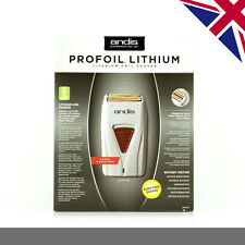Andis Profoil Lithium Titanium Foil Shaver | New