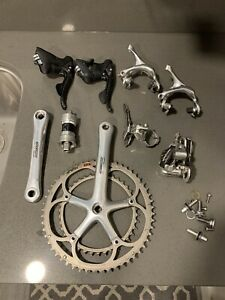 Campagnolo Record 10 Speed Groupset NO RESERVE WILL SELL