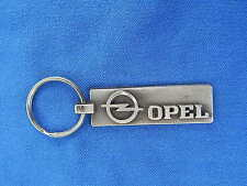PORTE-CLES ANCIEN / Old key ring - OPEL - GARAGE MARC LAMARCHE CHATEAUROUX