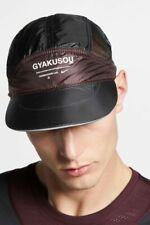 Nike x Undercover - GYAKUSOU NRG Tailwind Logo-Print Ripstop Mesh Cap - Merlot