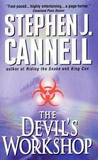 Devils Workshop by Stephen J. Cannell-Paperback-XX 1128