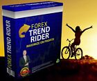 FOREX TREND RIDER SYSTEM UNLIMITED  with Alerts optimized for any forex pair MT4