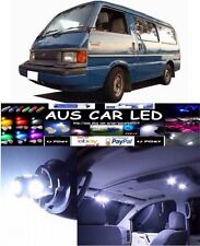 Ford Econovan 1997 Bright White LED Interior Light bulb globe upgrade Kit