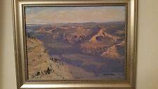 Chet Bittner Grand Canyon  Painted with Ralph Love and Bennett Bradbury.