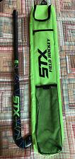 STX Electric Size 36 Field Hockey Stick/STX Field Hockey Bag, Great Shape!