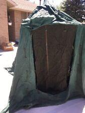 Vintage Dave Cook Denver Sporting Goods Heavy Canvas Tent