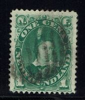 Newfoundland SG# 63a, Used  -  Lot 031416