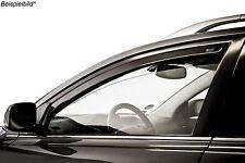 Windabweiser passend für Audi A6 C6 Avant 2004-2011 vorne, hinten rechts & links