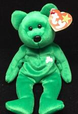 "TY BEANIE BABY ""ERIN""  RARE BEANIE BABY W/ERRORS TAGS GREAT CONDITION"