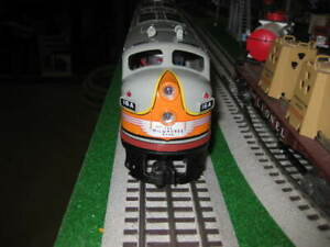 Williams Milwaukee Rd.E8 Diesels & 72' Madison Style 4-Car Pass.Set