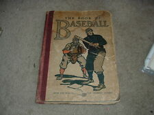 1911 Collier The Book of Baseball by Patten & McSpadden with Joe Jackson Team