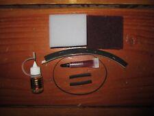 Panasonic 8 track player Swiss Cheese RS- 833s  Tune-up  Restoration Kit