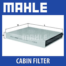 MAHLE Carbon Activated Pollen Air Filter (Cabin Filter) - LAK875 (LAK 875)