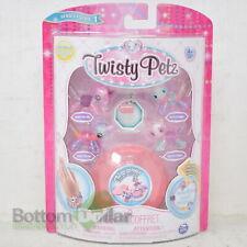 Twisty Petz Series 1 Babies 4Pk Unicorns & Pandas Collectible Bracelet Set Pink