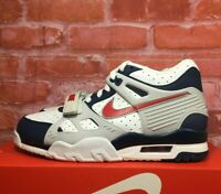 NIKE AIR TRAINER 3 USA MIDNIGHT NAVY RED CN0923-400 BO JACKSON MEN'S SHOES SIZES