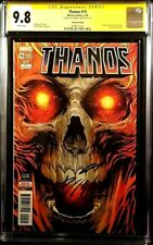 THANOS #15 CGC SS 9.8 DONNY CATES COSMIC GHOST RIDER SILVER SURFER BLACK ENDGAME