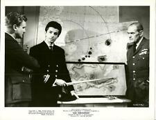 George Chakiris portrait in 633 Squadron 1964 vintage movie photo 8390