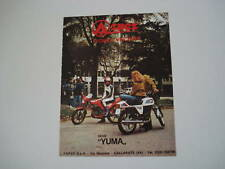 advertising Pubblicità 1981 MOTO ASPES JUMA YUMA 125