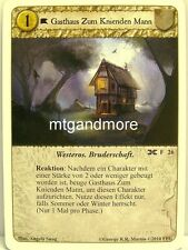 A Game of Thrones LCG - 1x guest house for Kneeling Man #026 - the chain Forge