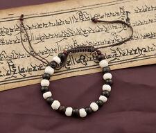 Mala tibetain bracelet perles en bois  Ø 8 mm 9166 CA13