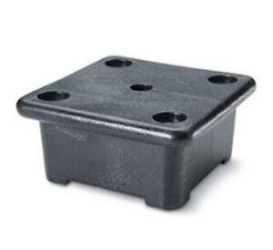 CANNON DOWNRIGGER Mounting Base Plate Magnum MAG Digi-Troll Marlin Part 2207323