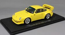 Spark Porsche 911 993 RS Club Sport in Yellow 1995 S4194 1/43 NEW
