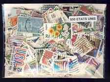 Etats-Unis - United States 500 timbres différents