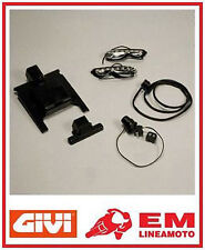 Kit Luci Stop Fanale Valigia Case Givi E55 Maxia E112