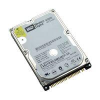 Western Digital WD Laptop 80GB Festplatte Scorpio WD800UE-00HCT0 2,5 Zoll PATA