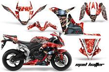 AMR Racing Honda CBR 600RR Graphic Kit Wrap Street Bike Parts 07-08 MAD HTTR S